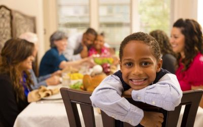 How to handle celebrations as a foster parent.